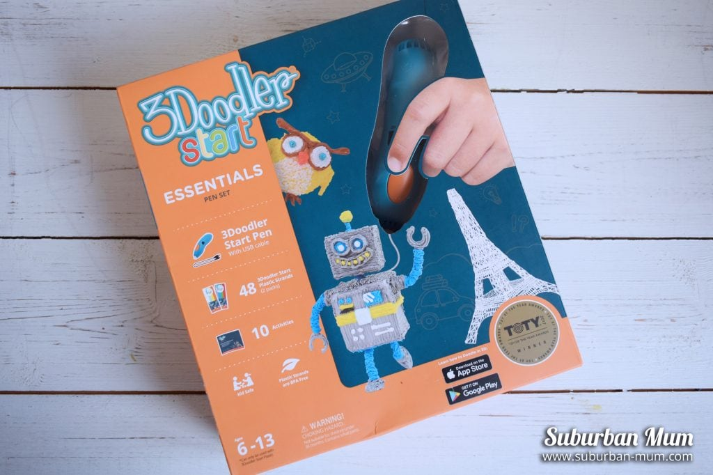 3Doodler Start Essentials Pen Set review