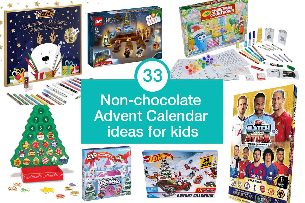 33 non chocolate advent calendar ideas for kids suburban mum. Black Bedroom Furniture Sets. Home Design Ideas
