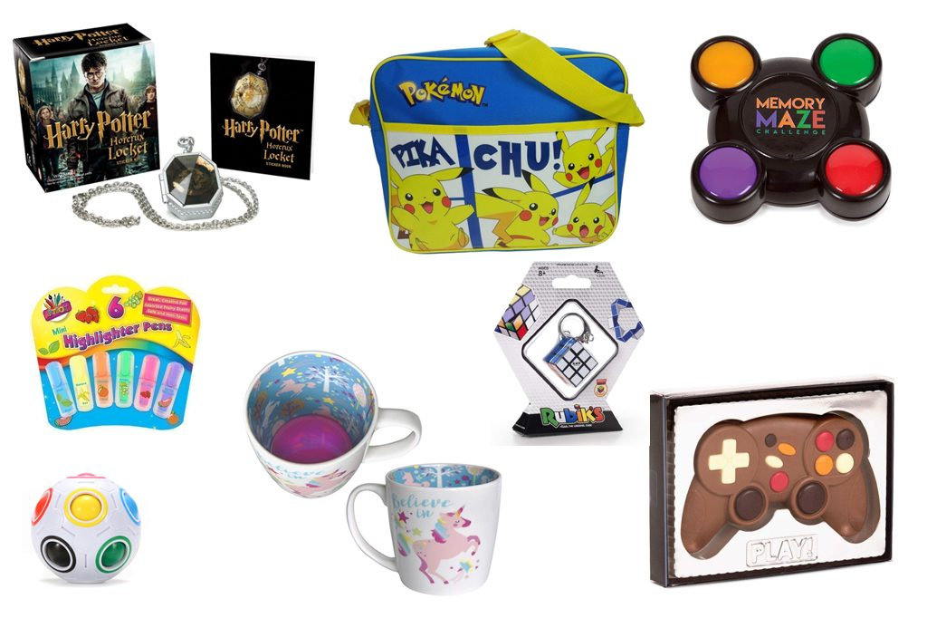 Stocking Filler ideas for kids aged 6+