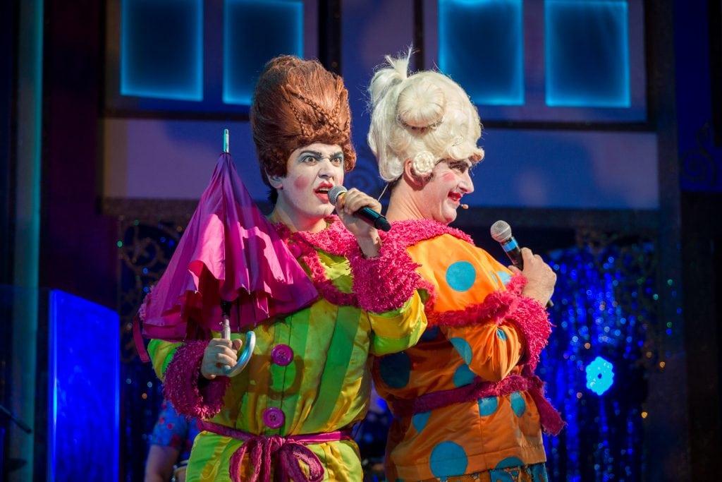 Cinderella - The Rockin' Panto: Ugly Sisters