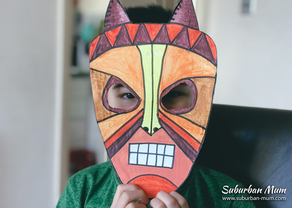 m-african-mask