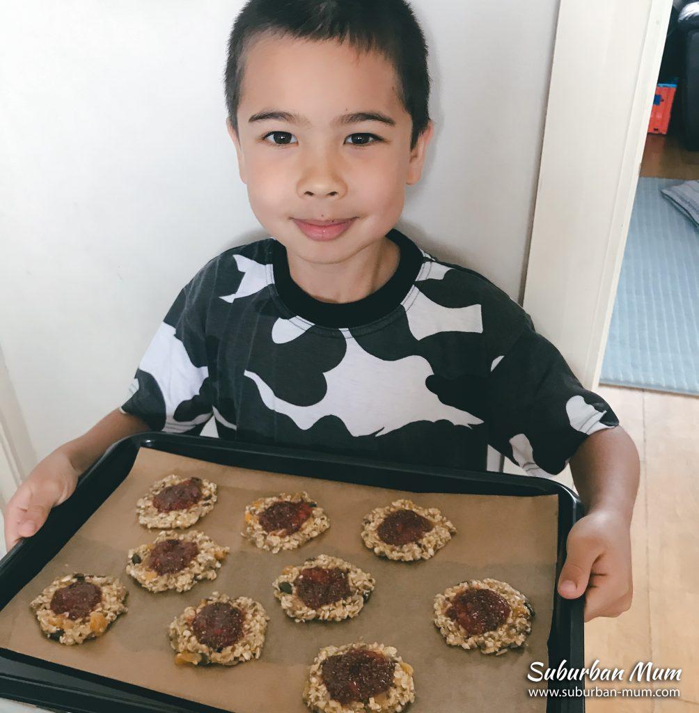 m-cookie-making