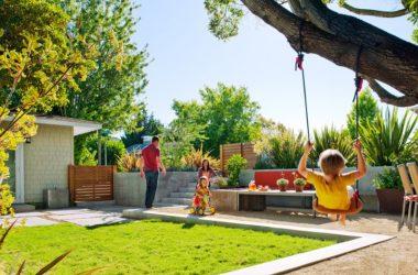 Landscape Styles & Backyard Retreats for Families