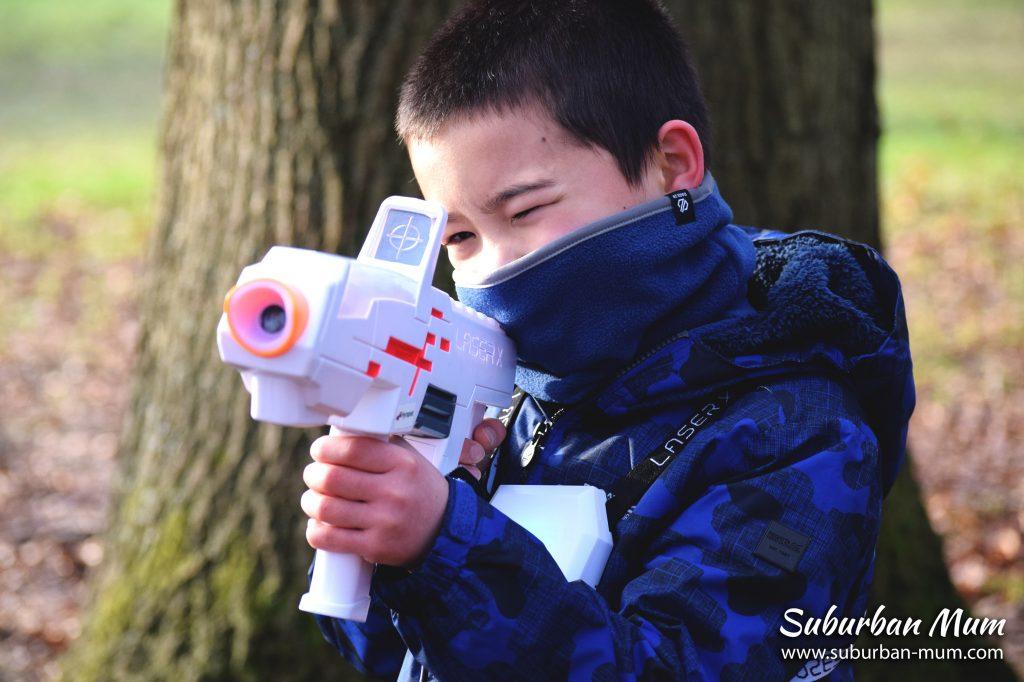 m-laser-x-target